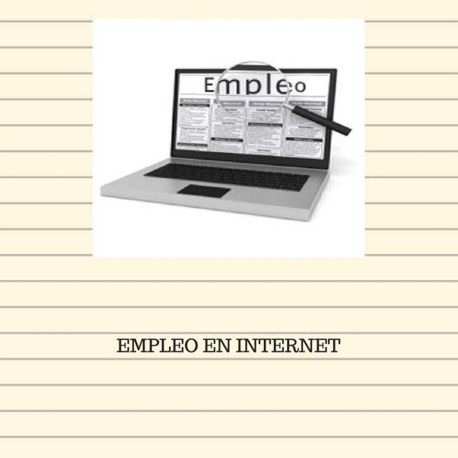 EMPLEO INTERNET